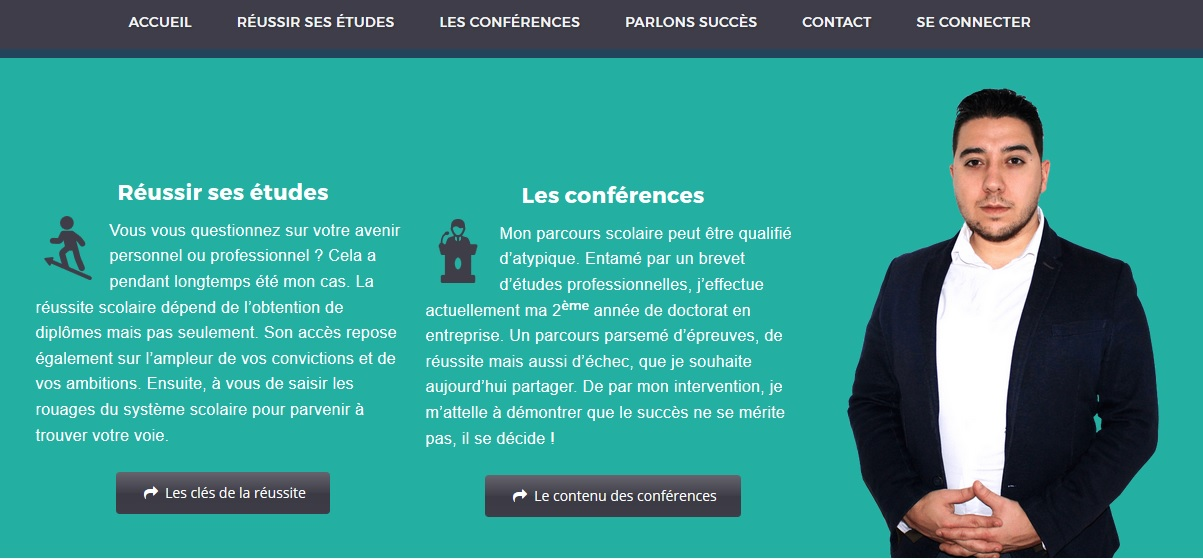 conference reussite scolaire